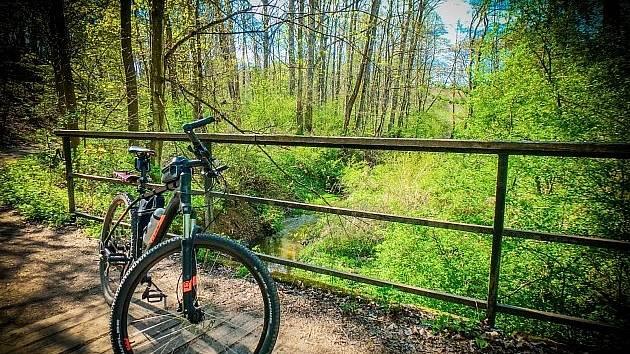 Výpravy na kole