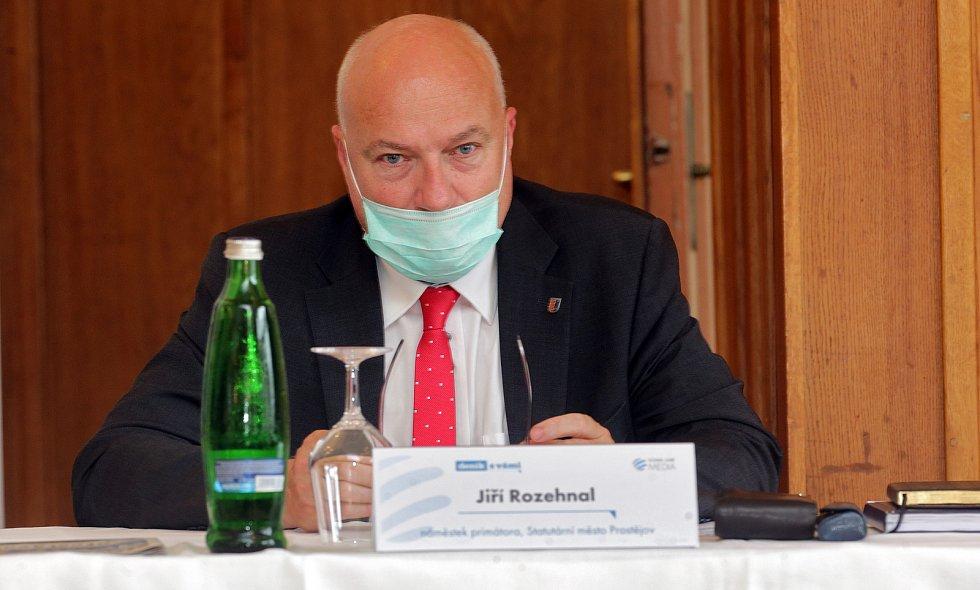 Náměstek Primátora Jiří Rozehnal