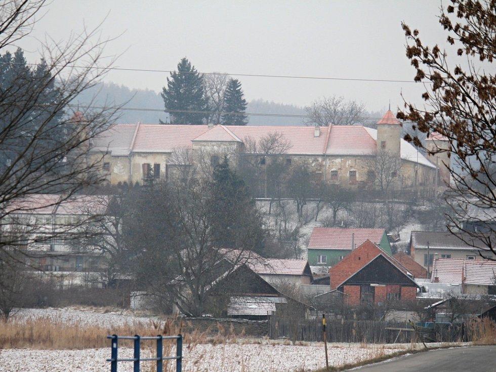 Zámek ve Ptení - 19. ledna 2016