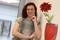 Předsedkyně Krajské hospodářské komory Zlínského kraje a jednatelka společnosti Euregnia s. r. o. Ivona Huňková