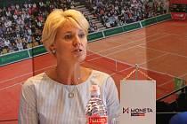 Ředitelka tenisových projektů TK PLUS - Petra Černošková