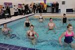 Nově zrekosntruovaný bazén na ZŠ Dr. Horák už slouží dětem. 24.1. 2020