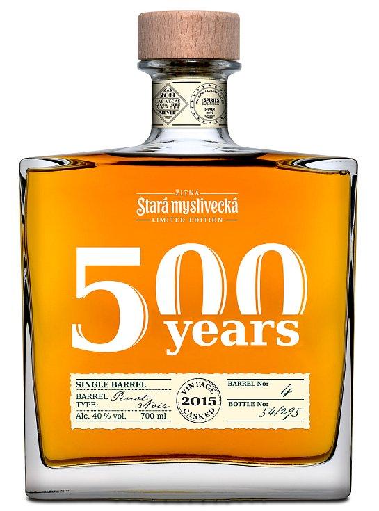 U příležitosti oslav 503 let založení, se stáčela unikátní Stará žitní myslivecká. Prestižní Staré žitné myslivecké Single Barrel bylo vyrobeno pouze 503 lahví.