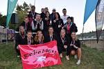 Rebelky na závodech v Brně