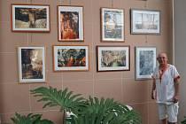 Cílem fotografií pana Hrubana je zprostředkovat krásu podzemí i jiným lidem