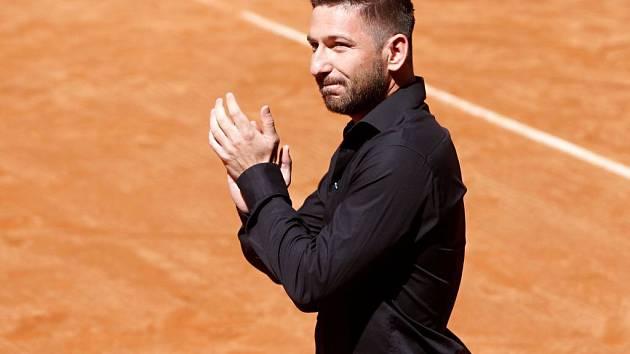 Jan Hájek se v Prostějově rozloučil s kariérou.