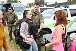 Den se složkami IZS na prostějovském velodromu - 26.4. 2019