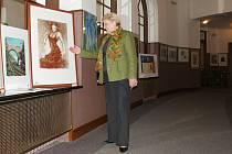Na veřejné aukci se představí sto třicet tři výtvarných děl