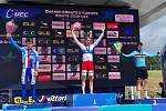Bittner na 3. místě Mistrovství Evropy