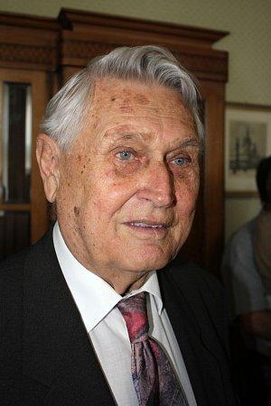 Předávání cen města Prostějova za rok 2011 - Radomír Růžička
