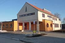 Nová školka v Nezamyslicích