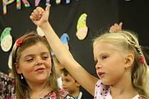 První školní den na ZŠ na Skálově náměstí v Prostějově
