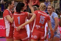 Volejbalistky Prostějova