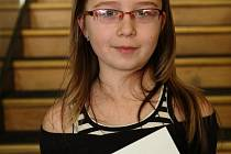 Aneta Crhonková z Brodku u Prostějova