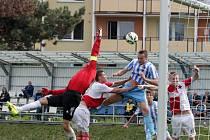 Prostějovští fotbalisté udolali i Orlovou. V sobotním duelu se Hanáci však nadřeli, výtečná obrana hostů dělala domácím značné problémy. Zápas rozhodl až osm minut před koncem Zelenka.
