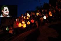 Lampionový průvod v Hamrech se strašidelnou stezkou zakončený výtvarnými dílničkami a diskotékou - 18. října 2019