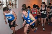 Start mužské kategorie na 1.500 m