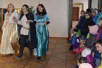 Vítání jara a pohádkové prohlídky na zámku Plumlov