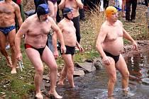 Přes sto otužilých plavců se v sobotu sjelo do Čehovic na Prostějovsku, aby změřili síly na 3. ročníku místního listopadového závodu, který byl zároveň 8. kolem Českého poháru v zimním plavání.