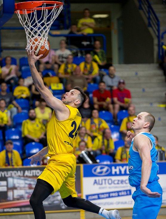 2. čtvrtfinále BK Opava-BK Olomoucko