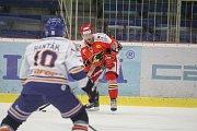 2. kolo WSM Ligy, LHK Jestřábi Prostějov - HC Stadion Litoměřice 1:4 (1:0, 0:1, 0:3)Jan Rudovský (Prostějov)