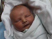 Marek Straka, Pivín, narozen 31. března v Prostějově, míra 50 cm, váha 3650 g