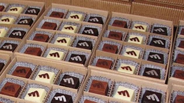 Čokoládovna Přerov