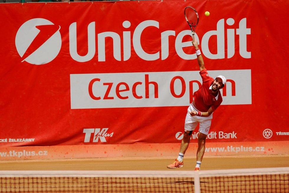Finále Czech Open 2016 v Prostějově