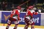 Jestřábi proti Vsetínu - 3. semifinále