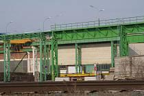Průmyslová zóna v Prostějově