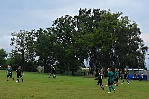 Tradiční fotbalový turnaj v Pavlovicích u Kojetína - 27.7. 2019