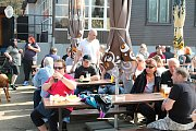 Ve velkém stylu. Oblíbená výletní destinace Autocamping Žralok v sobotu oficiálně zahájila sezónu.