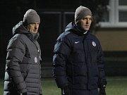 Oldřich Machala a Petar Aleksijević