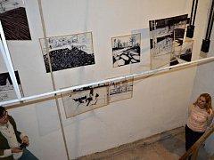 Otevření Galerie Cyril v kostele Cyrila a Metoděje v Prostějově