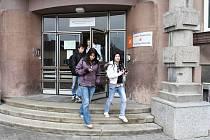 Pobočka Zlínské univerzity na Husově náměstí v Prostějově