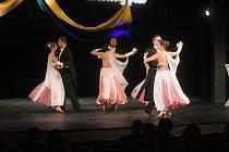 28. městský ples zahájil v Národním domě plesovou sezónu na Prostějovsku. Představily se muzikálová zpěvačka Irena Kousalová či taneční škola Progress se zahajovací polonézou.