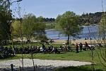 Neděle na plumlovské přehradě - 9. května 2021