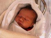 Klaudie Hanáková, Prostějov, narozena 2. června v Prostějově, míra 47 cm, váha 2750 g
