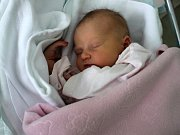 Sofie Halousková, Prostějov, narozena 15. ledna, 49 cm, 2900 g