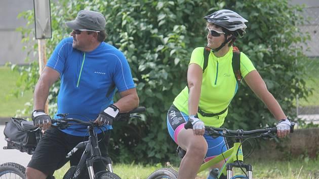 Na kole za poznáním regionu obcí