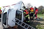 Nehoda u Brodku u Prostějova