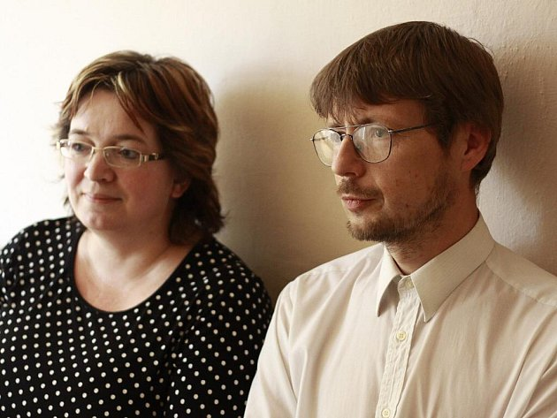 Soud o budoucnost Kaska - Jana Zwyrtek Hamplová a Jan Navrátl