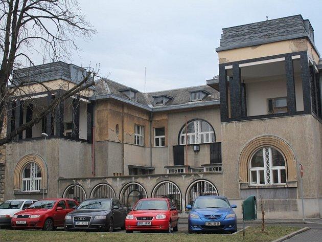 Vila průmyslníka a majitele firmy Wikov Františka Kováříka