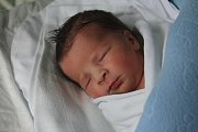 Lukáš Dostál, Brodek u Konice; narozen 18. ledna 2018, míra 49 cm, váha 2750 g