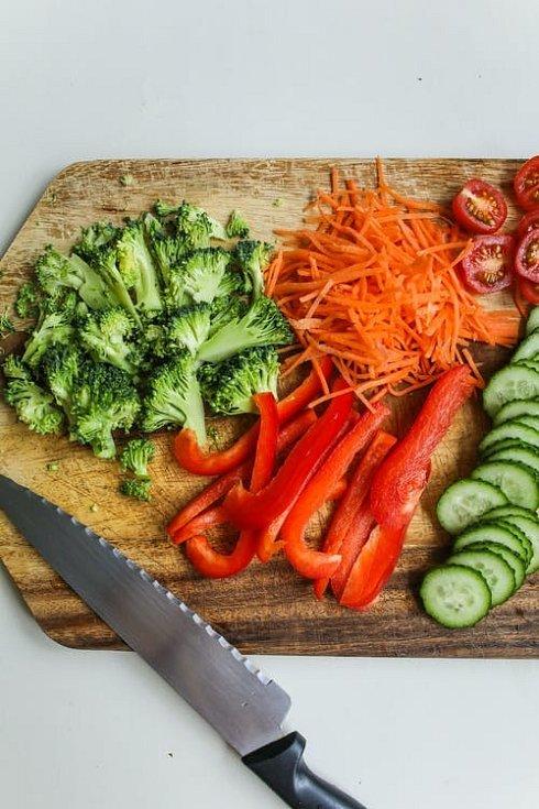 Navyšte váš příjem zeleniny