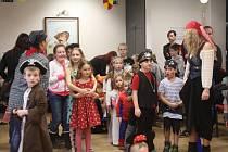 Pirátský karneval v Čechách pod Kosířem