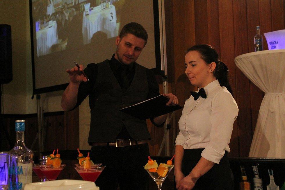 Národní dům Prostějov, soutěž barmanů 21.3.19
