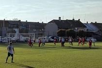 Fotbalisté prostějovské Hané zvítězili v Doloplazech.