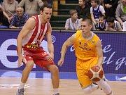 Prostějovští basketbalisté nezvládli ani druhý zápas Final 4 Českého poháru. V bitvě o bronz dostali výprask od Pardubic
