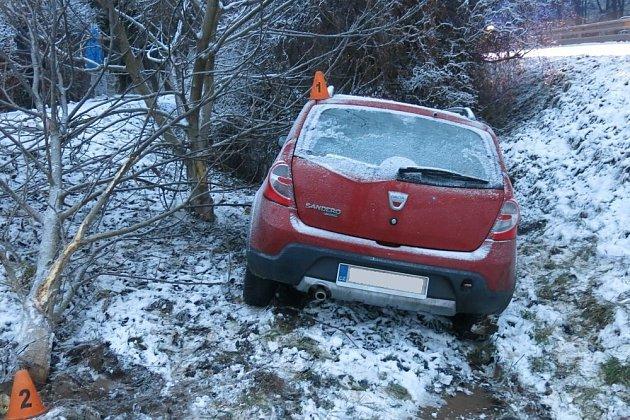 Nehoda vPlumlově